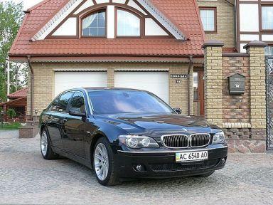 BMW 7-Series 2006 отзыв автора | Дата публикации 28.12.2008.
