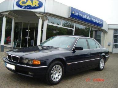 BMW 7-Series 2000 отзыв автора | Дата публикации 07.01.2009.