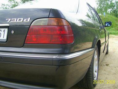 BMW 7-Series 2000 отзыв автора | Дата публикации 20.01.2010.