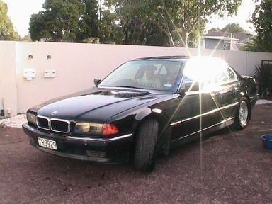 BMW 7-Series, 1995