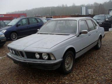 BMW 7-Series, 1980