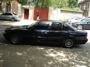 BMW 7-Series 1999 отзыв автора | Дата публикации 04.08.2012.
