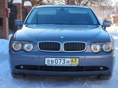 BMW 7-Series, 2001