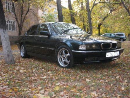 BMW 7-Series 1995 - отзыв владельца