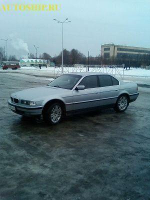 BMW 7-Series 1997 - отзыв владельца
