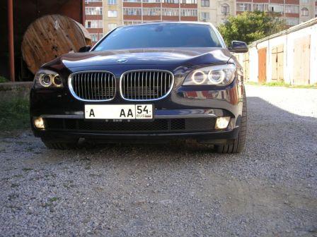 BMW 7-Series 2010 - отзыв владельца