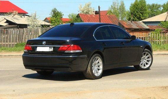 BMW 7-Series 2006 - отзыв владельца