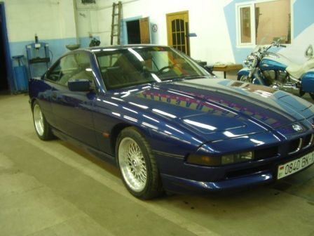BMW 8-Series 1994 - отзыв владельца