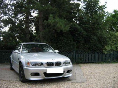 BMW M3 2002 - отзыв владельца