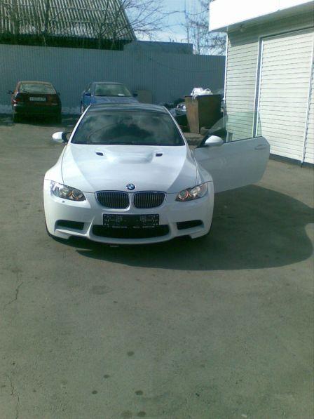 BMW M3 2008 - отзыв владельца
