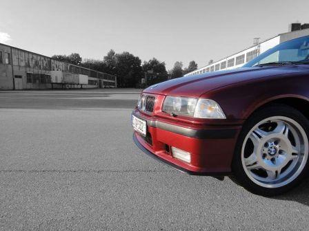 BMW M3 1998 - отзыв владельца