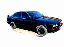 BMW M5, 1991
