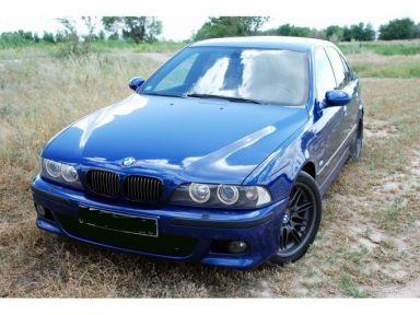 BMW M5 2001 отзыв автора | Дата публикации 24.06.2009.