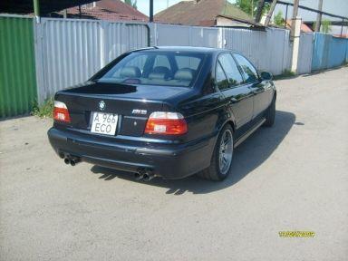 BMW M5 2001 отзыв автора | Дата публикации 01.08.2009.