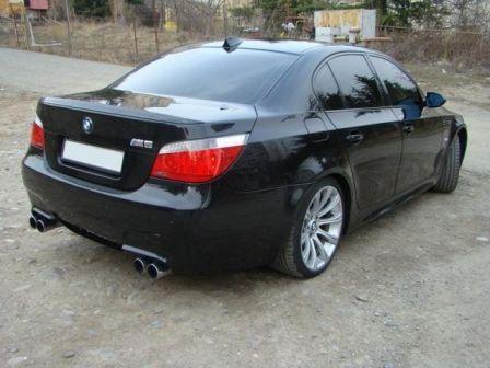 BMW M5 2005 - отзыв владельца