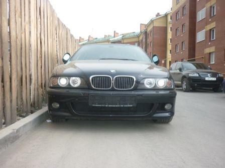 BMW M5 1999 - отзыв владельца