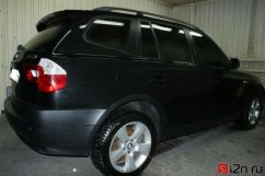BMW X3, 2003