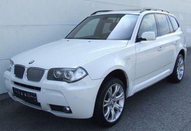 BMW X3 2007 отзыв автора | Дата публикации 27.07.2009.