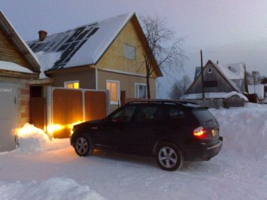 BMW X3 2003 отзыв автора | Дата публикации 20.08.2009.