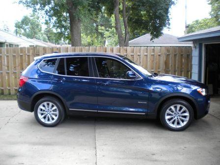BMW X3 2012 - отзыв владельца