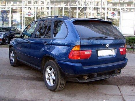 bmw x5, 2000 г. отзывы