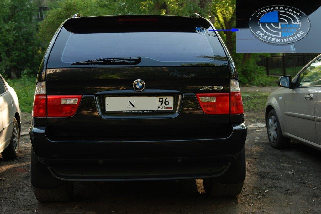 Брызговики Veteran Car E+ X5 - фото 9