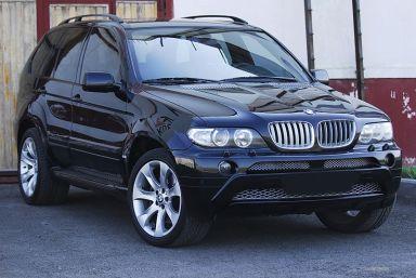 BMW X5 2006 отзыв автора | Дата публикации 28.09.2008.