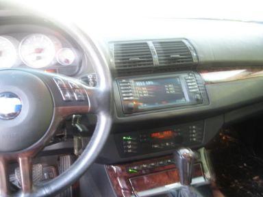 BMW X5, 2003