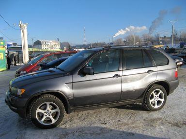 BMW X5 2005 отзыв автора | Дата публикации 16.02.2010.