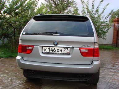BMW X5 2005 отзыв автора | Дата публикации 17.06.2010.