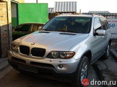 BMW X5 2004 отзыв автора | Дата публикации 06.01.2012.