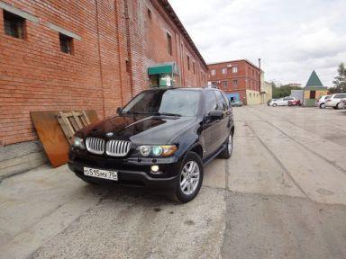BMW X5 2005 отзыв автора | Дата публикации 27.06.2012.