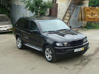BMW X5 2001 отзыв автора | Дата публикации 17.10.2012.