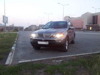 BMW X5 2004 отзыв автора | Дата публикации 24.10.2012.