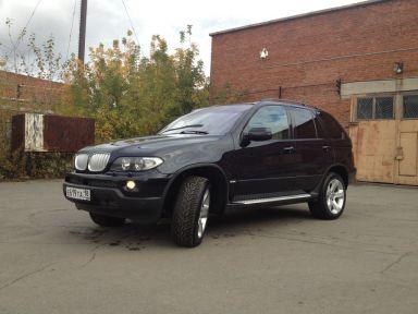 BMW X5 2005 отзыв автора | Дата публикации 25.10.2012.