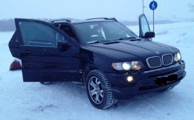 BMW X5 2001 отзыв автора | Дата публикации 20.01.2013.