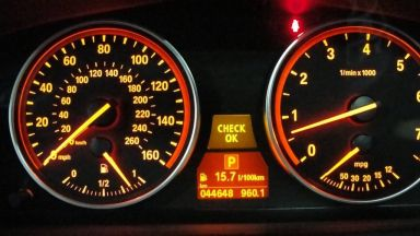 BMW X5 2008 отзыв автора | Дата публикации 22.02.2013.