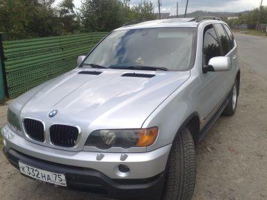 BMW X5 2001 отзыв автора | Дата публикации 05.04.2013.