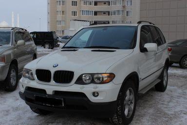 BMW X5 2004 отзыв автора | Дата публикации 12.04.2013.