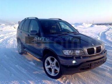 BMW X5 2001 отзыв автора | Дата публикации 30.04.2013.