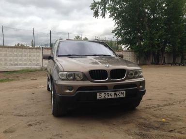 BMW X5 2004 отзыв автора | Дата публикации 24.05.2013.