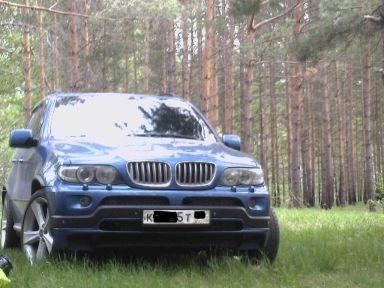 BMW X5 2003 отзыв автора | Дата публикации 07.06.2013.