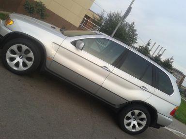 BMW X5 2003 отзыв автора | Дата публикации 24.08.2013.