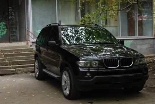 BMW X5  - отзыв владельца