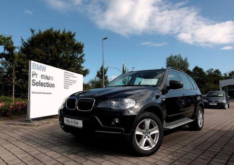 BMW X5 2008 - отзыв владельца