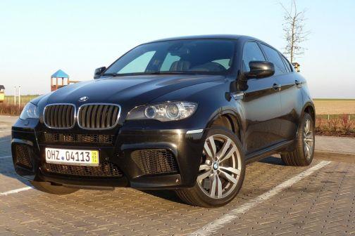 BMW X6 2010 - отзыв владельца