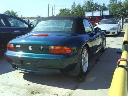 BMW Z3 1998 - отзыв владельца
