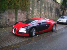 Bugatti Veyron, 2008