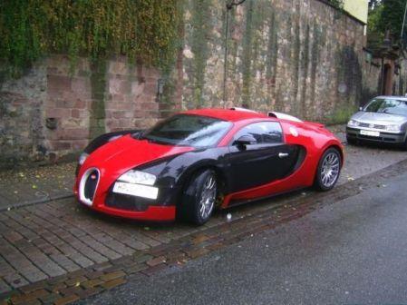 Bugatti Veyron 2008 - отзыв владельца