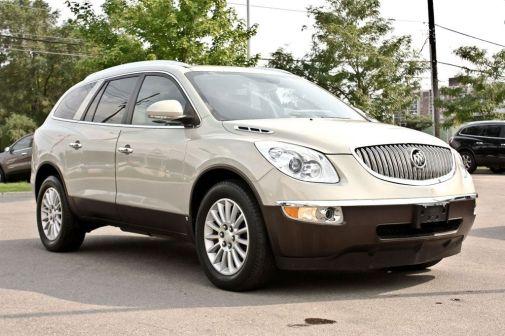 Buick Enclave 2009 - отзыв владельца